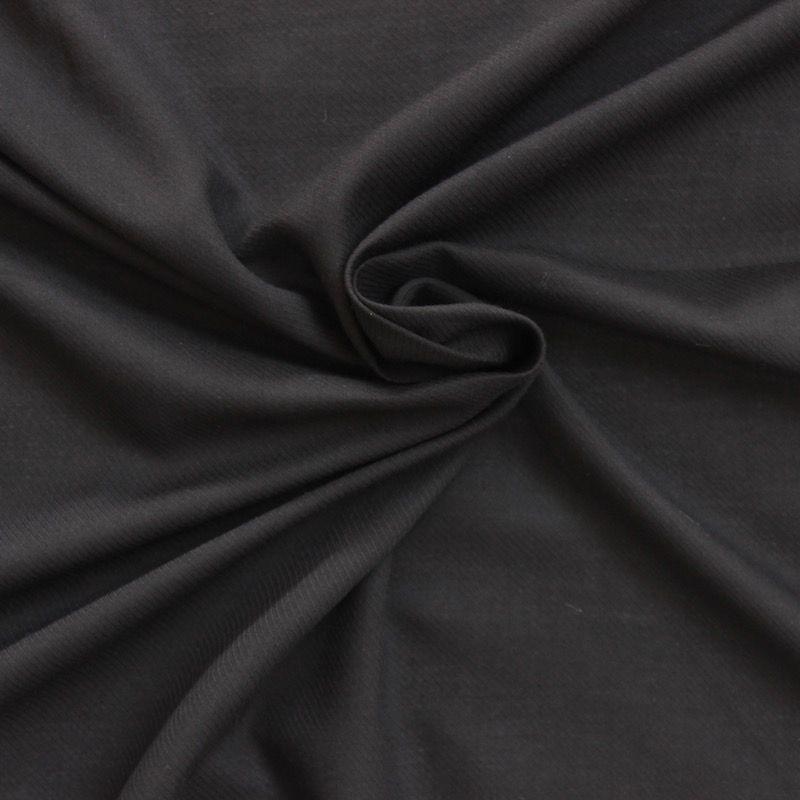 voile de coton serg noir. Black Bedroom Furniture Sets. Home Design Ideas