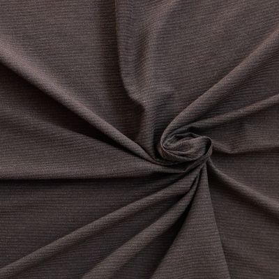 Kledingstof katoen polyester sergé currygeel