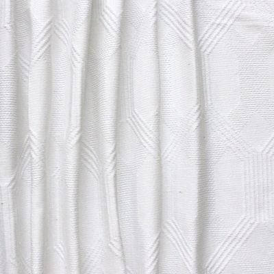 Tissu Motif Blanc Coton En D'ameublement À Relief OZiuXPk
