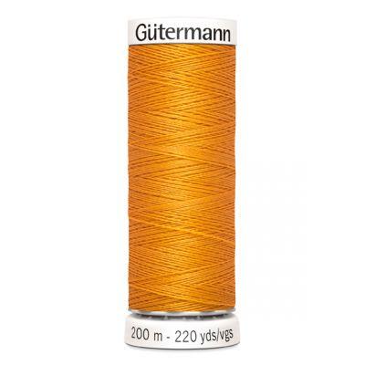 Fil à coudre orange Gütermann 188
