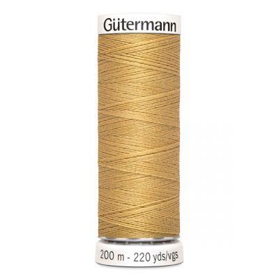Fil à coudre orange Gütermann 893