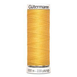 Fil à coudre orange Gütermann 416