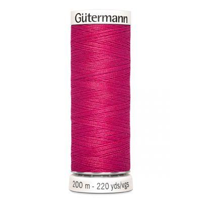Fil à coudre rose Gütermann 382