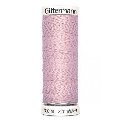 Fil à coudre rose Gütermann 662