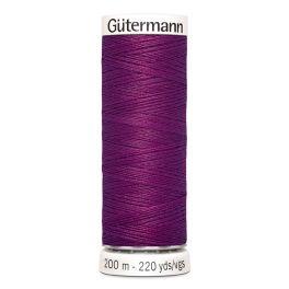 Purple sewing thread Gütermann 656