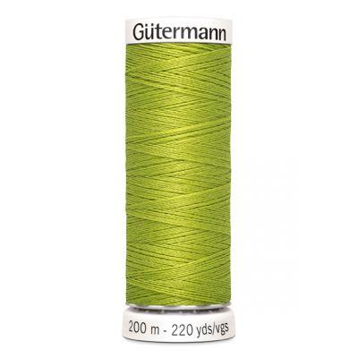Fil à coudre vert Gütermann 616