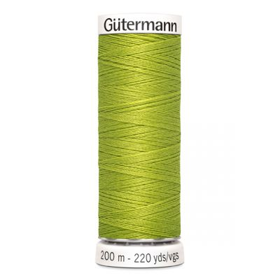 Groen naaigaren Gütermann 402