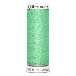 Fil à coudre vert Gütermann 205