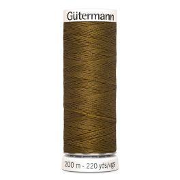 Fil à coudre vert Gütermann 288