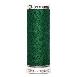 Fil à coudre vert Gütermann 237