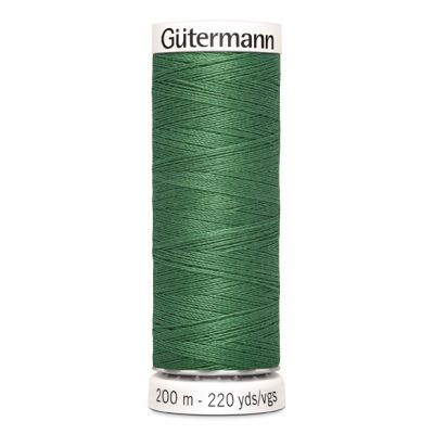 Green sewing thread Gütermann 402