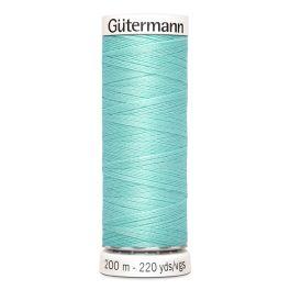 Fil à coudre bleu Gütermann 191