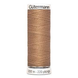 Beige sewing thread Gütermann 258
