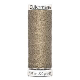 Beige sewing thread Gütermann 258