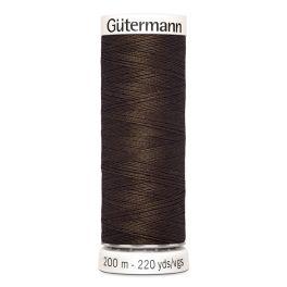 Fil à coudre brun Gütermann 817