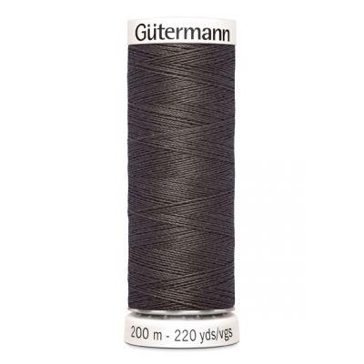 Fil à coudre brun Gütermann 308
