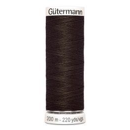 Fil à coudre brun Gütermann 769