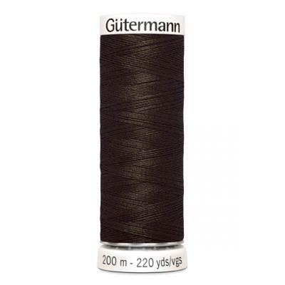 Bruin naaigaren Gütermann 160