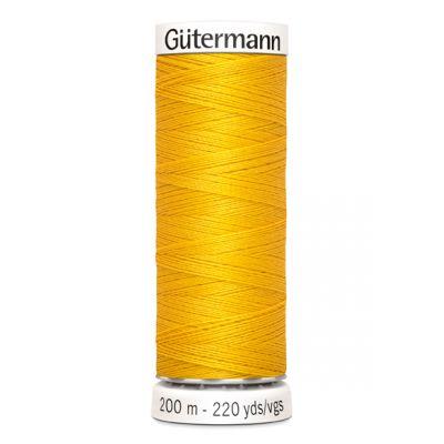 Gele naaigaren Gütermann 106