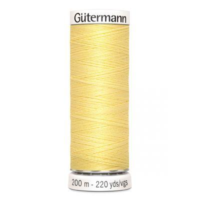 Gele naaigaren Gütermann 578