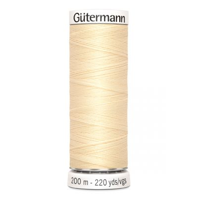Sewing thread Gütermann 610