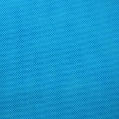 Non tissé bleu turquoise