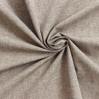 Tissu chiné en coton japonais rose poudré