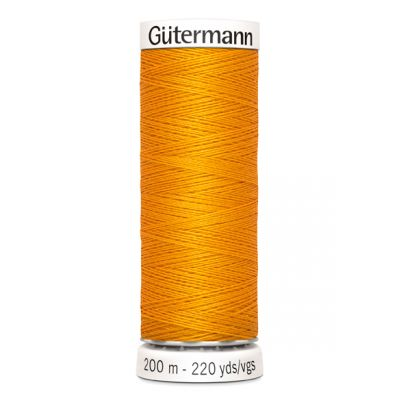 Fil à coudre orange Gütermann 362
