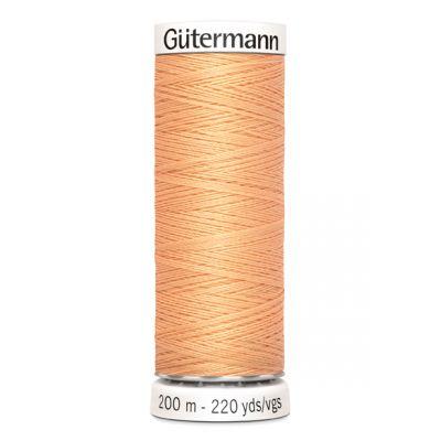 Fil à coudre orange Gütermann 979