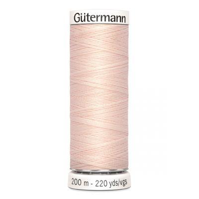 Roze naaigaren Gütermann 210