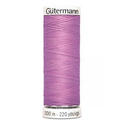 Fil à coudre rose Gütermann 211