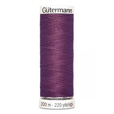 Fil à coudre rouge Gütermann 259