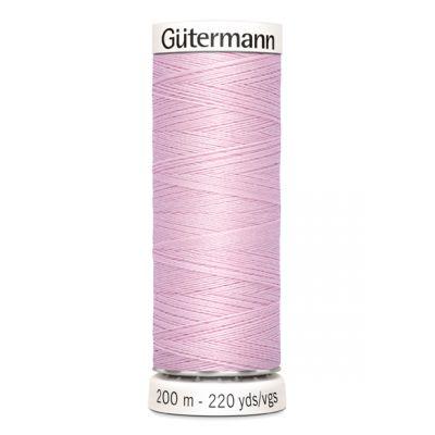Fil à coudre rose Gütermann 320