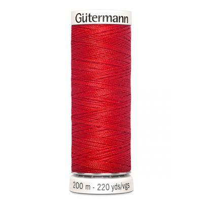 Fil à coudre rouge Gütermann 364