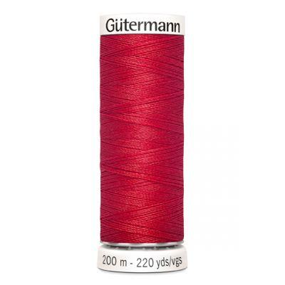 Fil à coudre rouge Gütermann 365