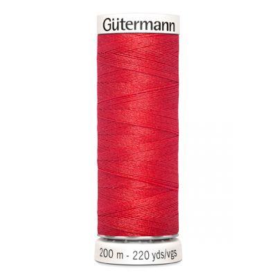 Rode Naaigaren Gütermann 491