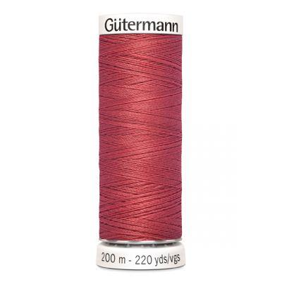 Fil à coudre rouge Gütermann 519