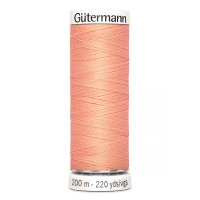 Fil à coudre rose Gütermann 586