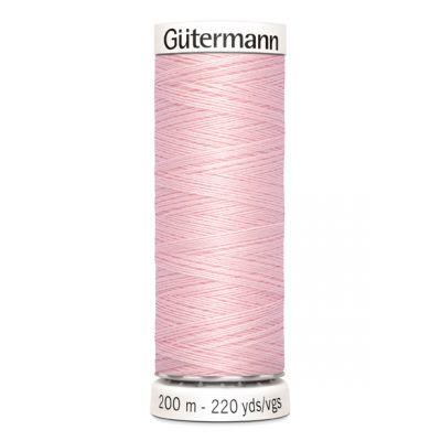 Roze naaigaren Gütermann 659