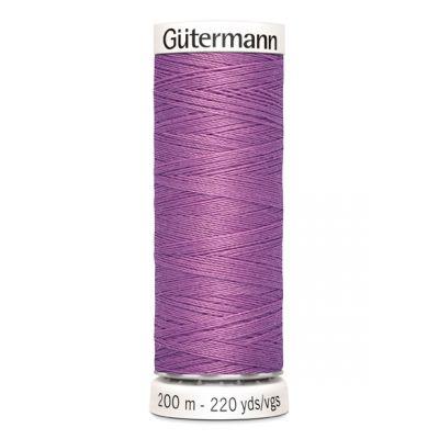 Fil à coudre rose Gütermann 716