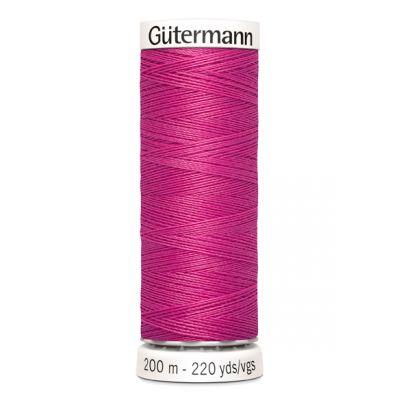 Fil à coudre rose Gütermann 733