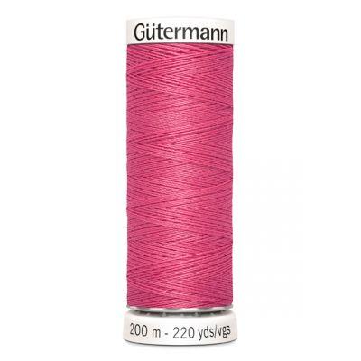 Fil à coudre rose Gütermann 890