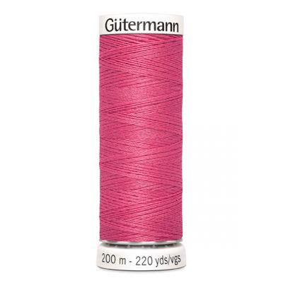 Roze naaigaren Gütermann 890