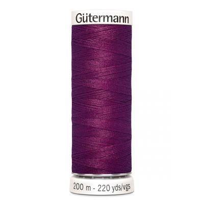 Fil à coudre rose Gütermann 912