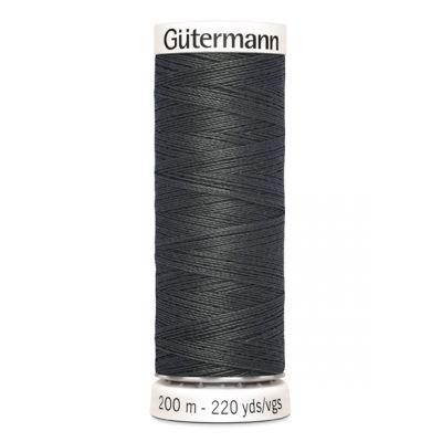 Fil à coudre gris Gütermann 36