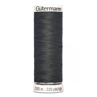 Grey sewing thread Gütermann 36
