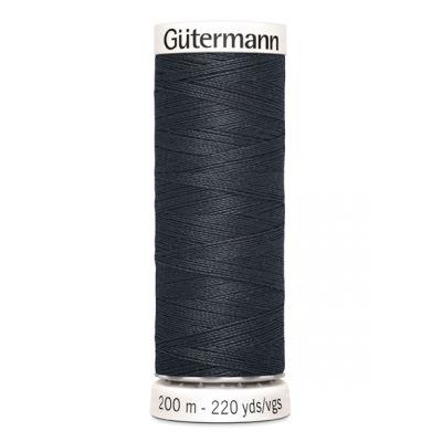 Fil à coudre gris Gütermann 799