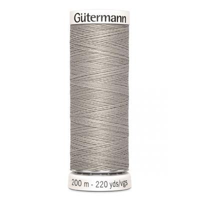 Fil à coudre beige Gütermann 118