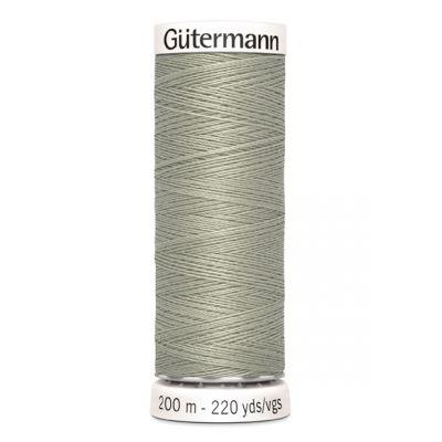Fil à coudre beige Gütermann 132