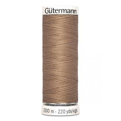 Bruin naaigaren Gütermann 139
